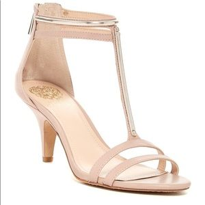 NWOB Vince Camuto Mitzy Ankle Strap Sandals